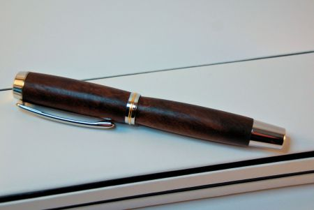 "Rollerball ""RB Elegance"" Imbuia Holz"