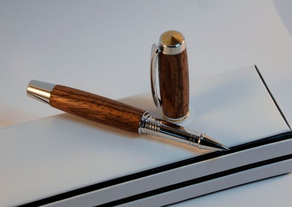 wooden Rollerball
